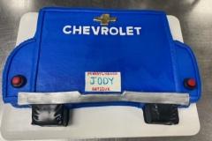 Truck  Tailgate Cake