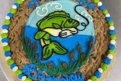 Chocolate Chip Cookie Cake-Trout