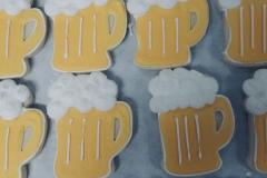 Royal Beer Mug Cookie