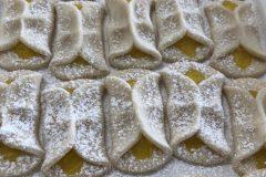 Lemon Butterfly Cookies