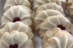 Raspberry Butter Cookie