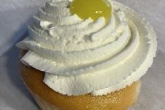 Lemon Cloud Cupcake 5