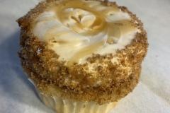 Caramel Apple Cupcake 5