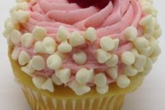 White Raspberry Cupcake 5