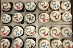 Stethoscope Cupcakes