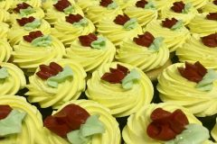 Yellow Belle Cupcake