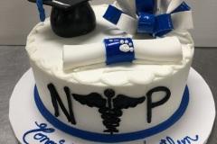 Nursing School Graduate
