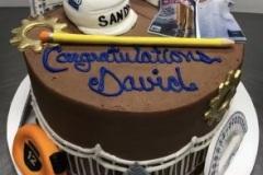 Engineering Graduate Cake