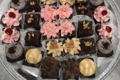 Mini Brownie Trays