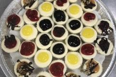 Mini Cheesecake Trays