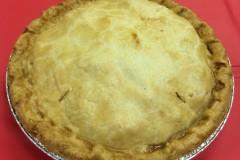 Fruit Pie    Apple, Blueberry, or Cherry