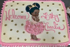 Baby Tutu Cake